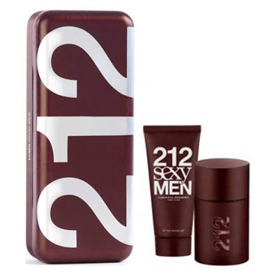 Carolina Herrera 212 Sexy Men Gift Set