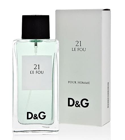 Dolce & Gabbana D&G Anthology Le Fou 21