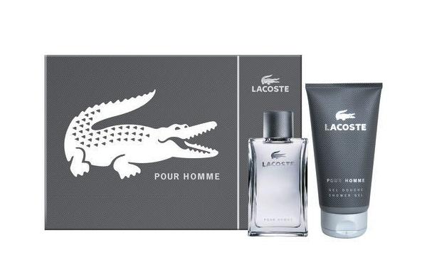 Lacoste Pour Homme Gift Set