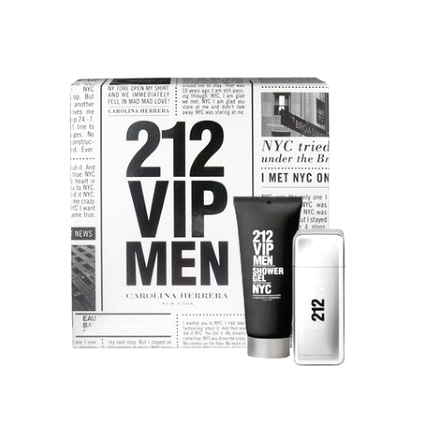 Carolina Herrera 212 Vip Men Gift Set
