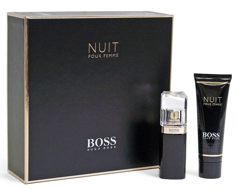 Hugo Boss Nuit Pour Femme Gift Set