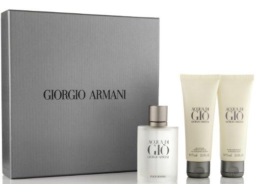 Giorgio Armani Acqua di Gio Gift Set Box