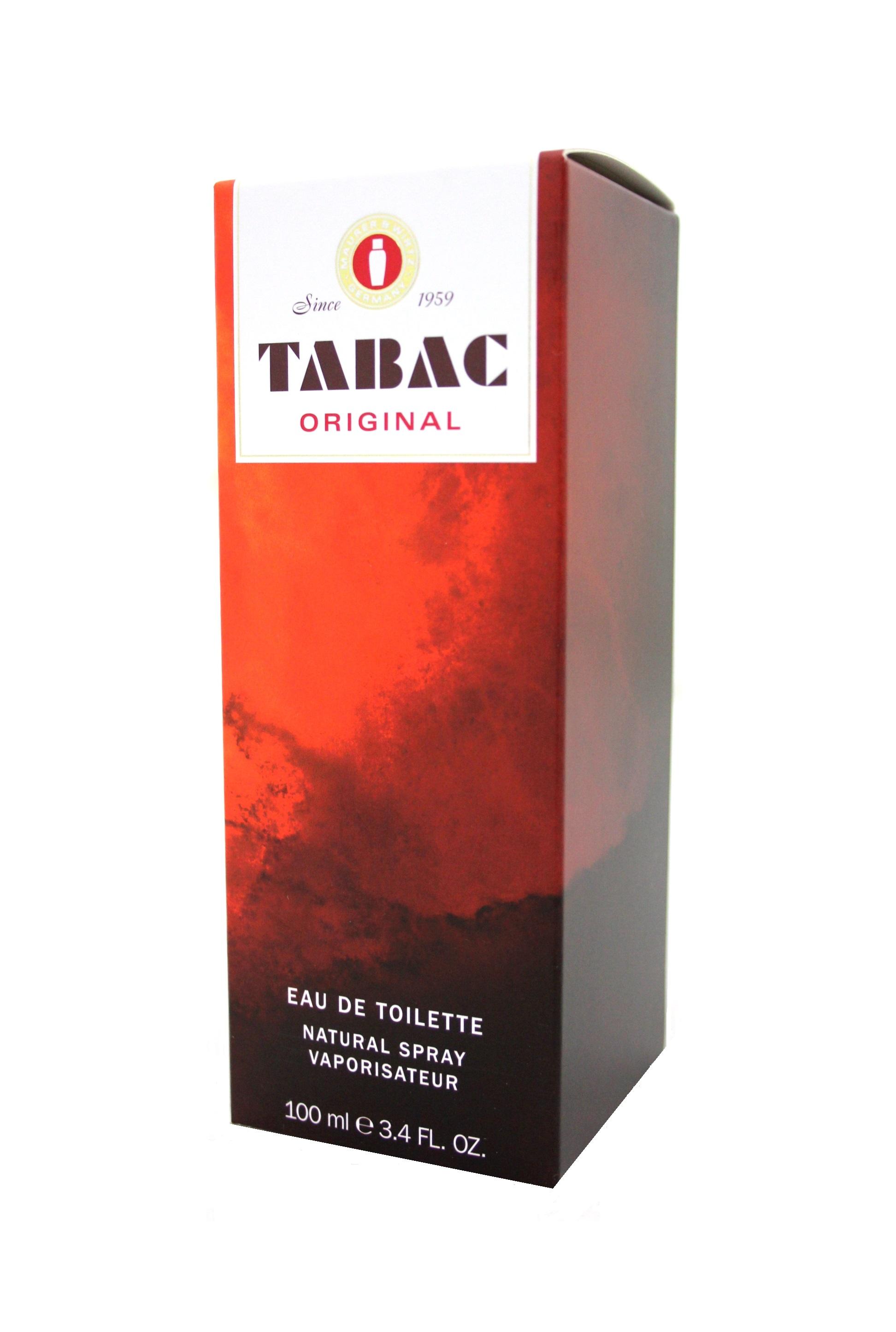 Maurer & Wirtz Tabac Eau De Toilette