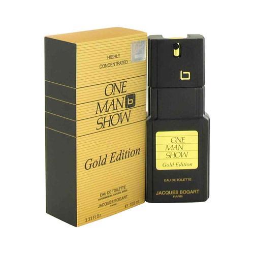 Jacques Bogart One Man Show Gold Edition Eau de Toilette