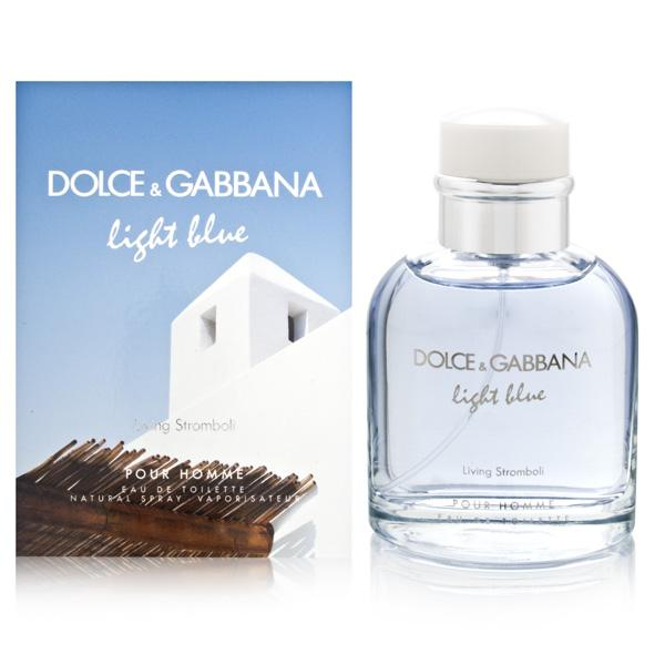 Dolce&Gabbana Light Blue Living Stromboli Eau de Toilette
