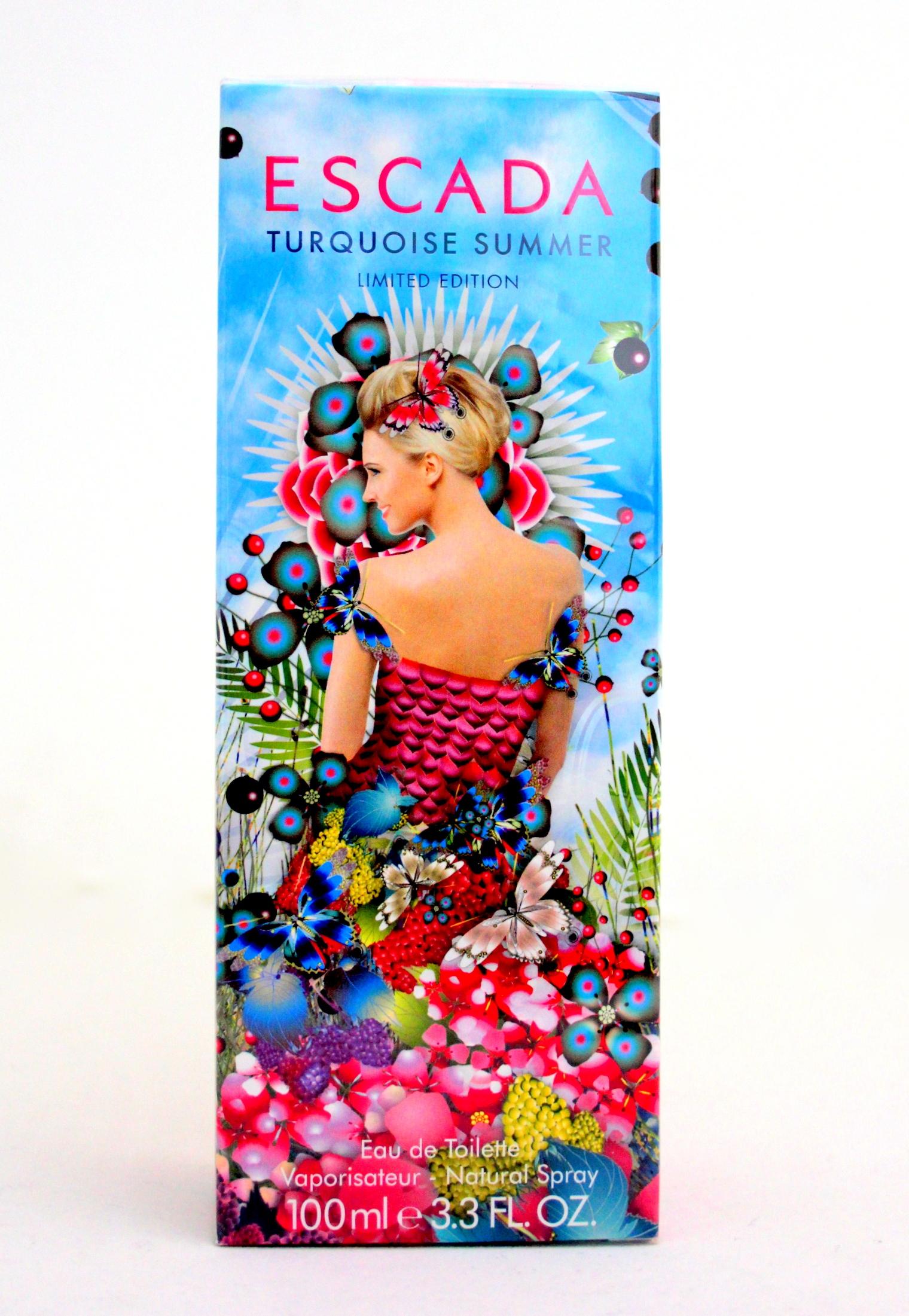 Escada Turquoise Summer Eau de Toilette