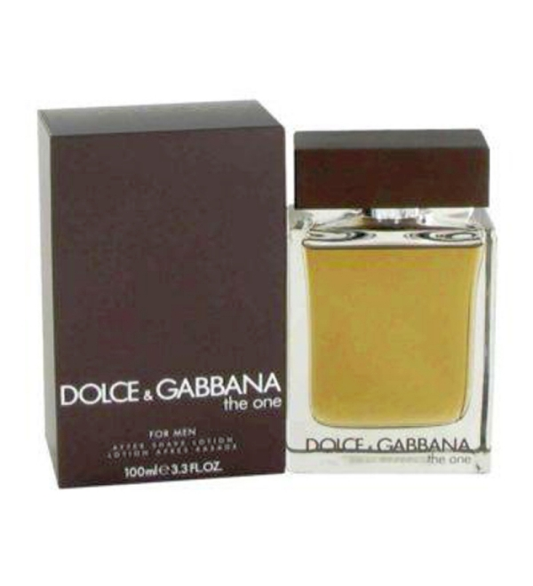dolce gabbana the one after shave lotion aftershave. Black Bedroom Furniture Sets. Home Design Ideas