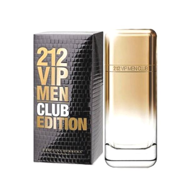 Carolina Herrera 212 VIP Club Edition For Men Eau de Toilette