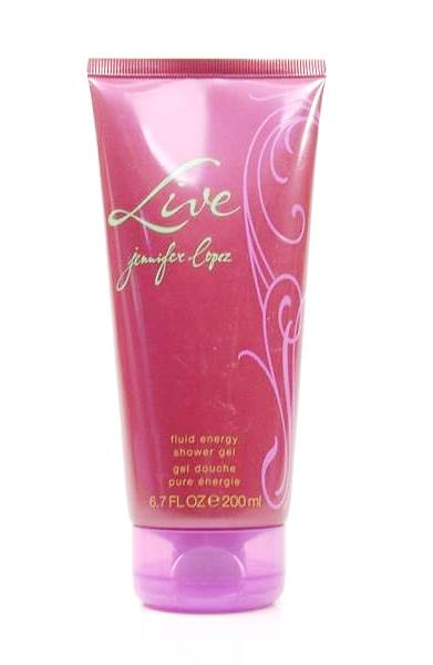 Jennifer Lopez Live Showergel for Women