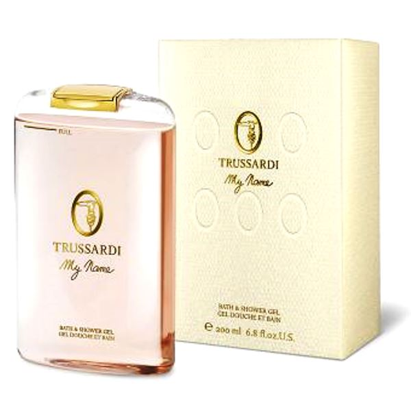 Trussardi My Name Showergel