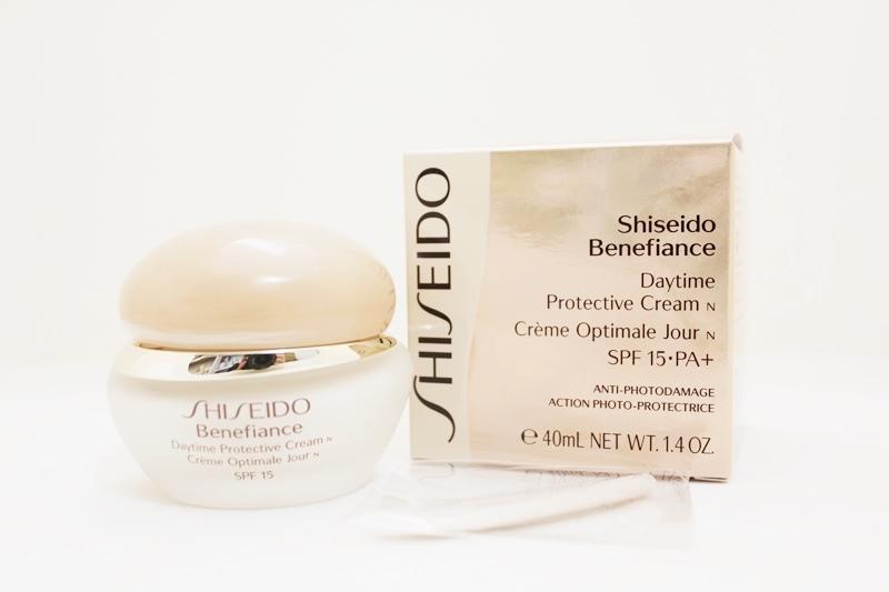 Shiseido Benefiance Daytime Protective Cream