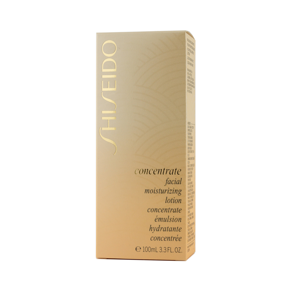 shiseido moisturizing lotion concentrate gesichtscreme f r. Black Bedroom Furniture Sets. Home Design Ideas