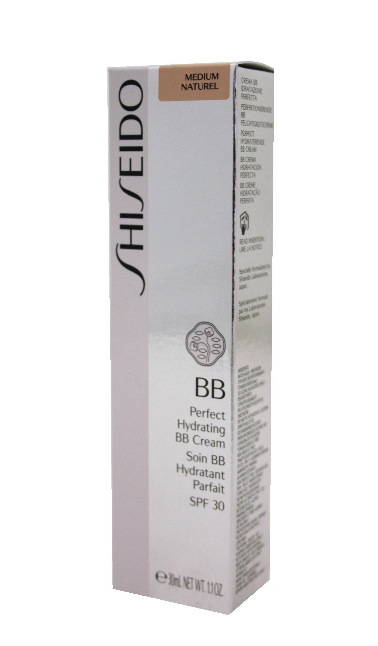 Shiseido Perfect Hydrating BB Cream SPF 30 Medium