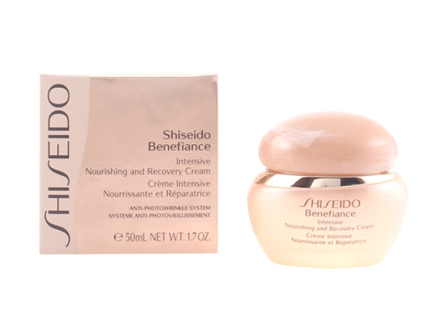 Shiseido Intensive Nourishing and Recovery Cream