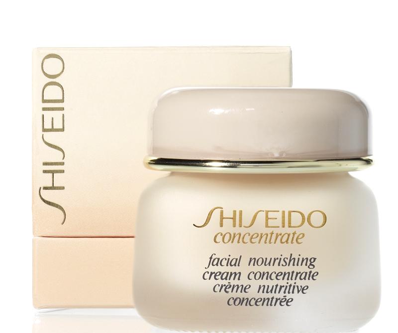 Shiseido Facial Nourishing Cream Concentrate