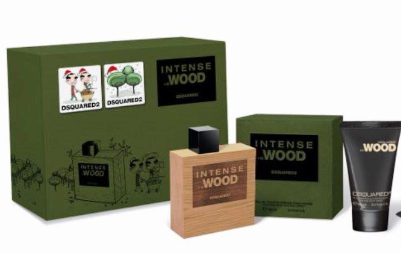 Dsquared2 He Wood Intense Gift Set