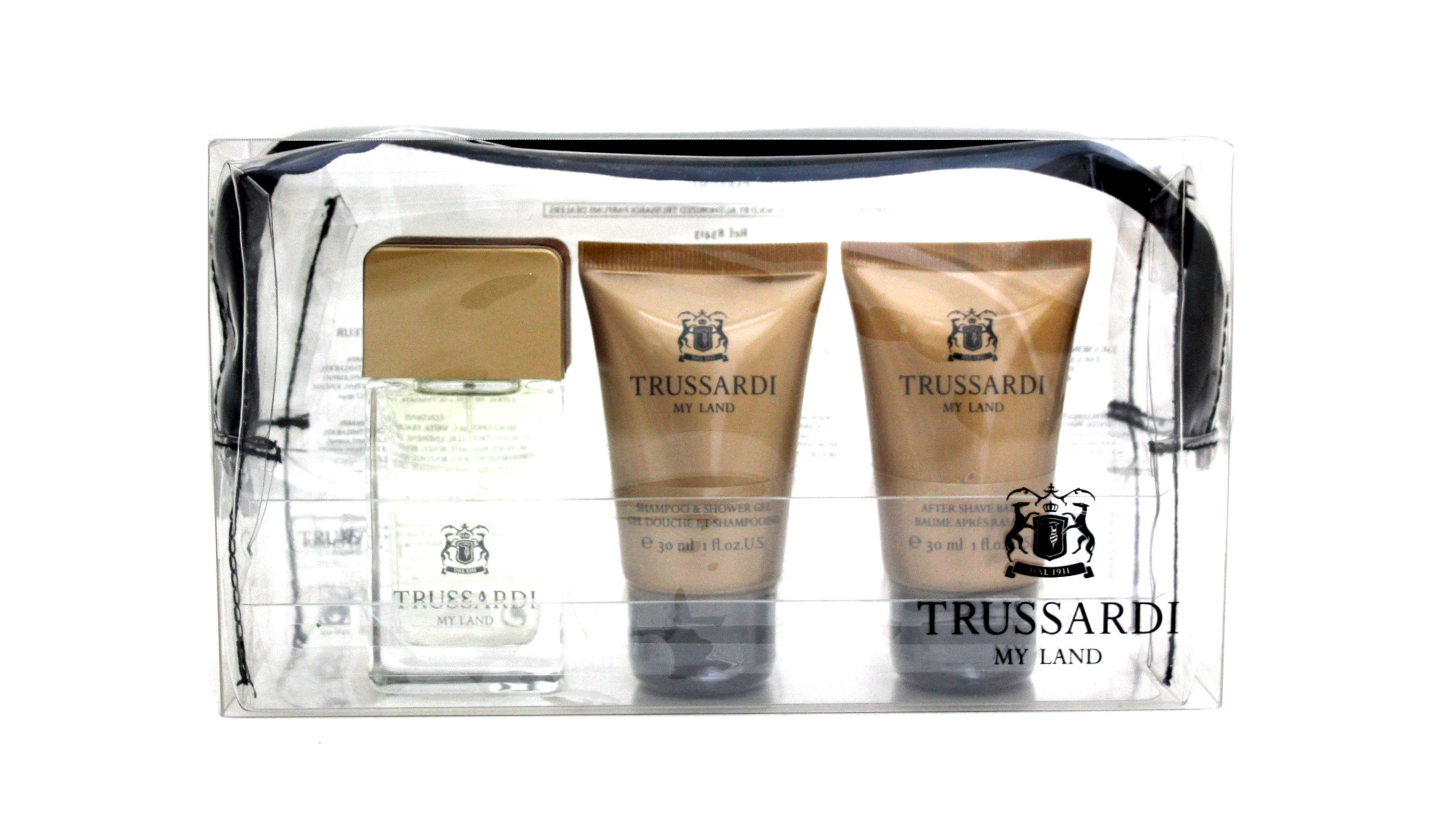 Trussardi My Land Gift Set