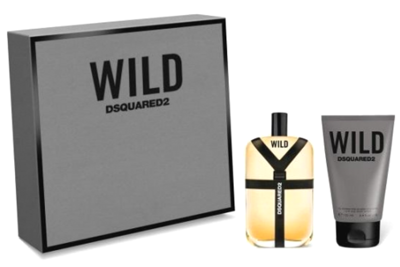 Dsquared2 Wild Gift Set