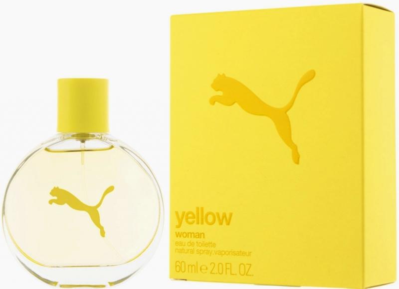 Puma Yellow Eau de Toilette