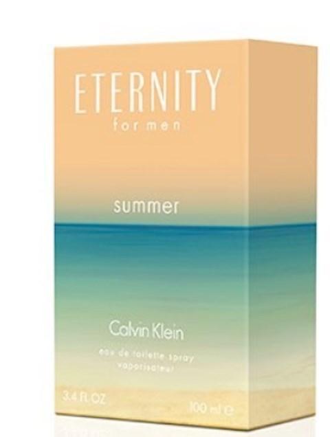 Calvin Klein Eternity for Men Summer 2015 Eau de Toilette