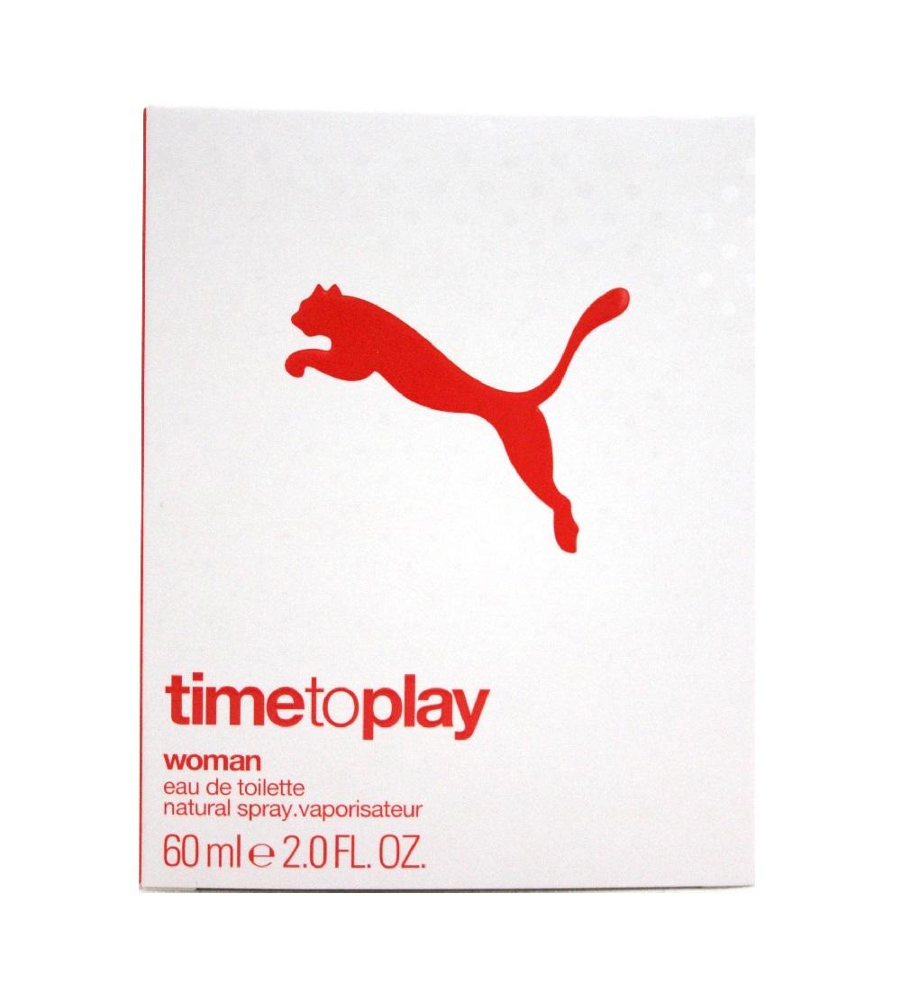 Puma Time to Play Woman Eau de Toilette