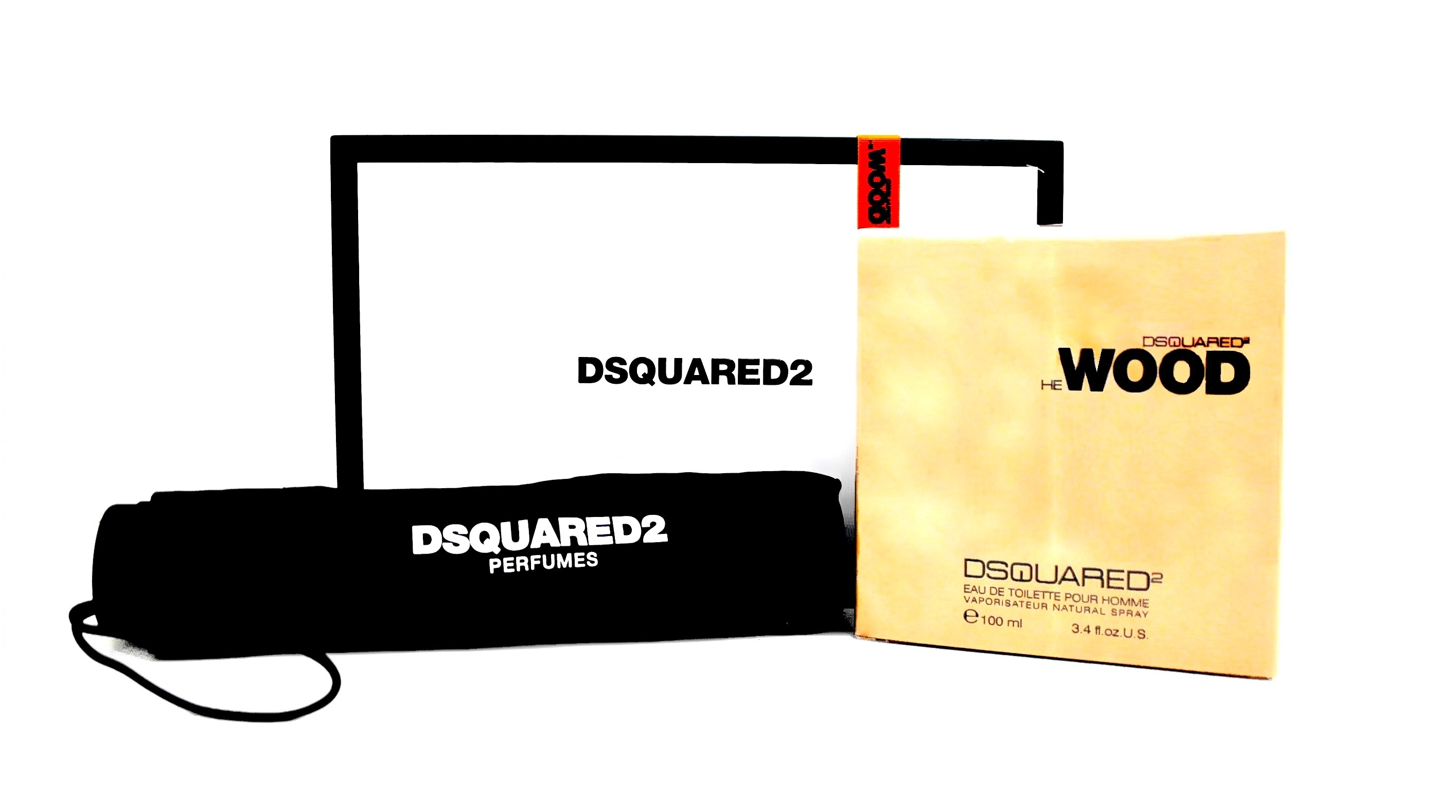 Dsquared He Wood Father s Day Gift Set