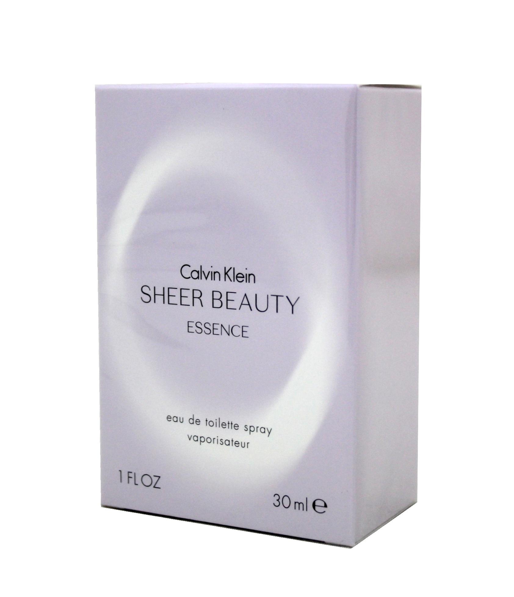 Calvin Klein Beauty Sheer Essence Eau de Toilette