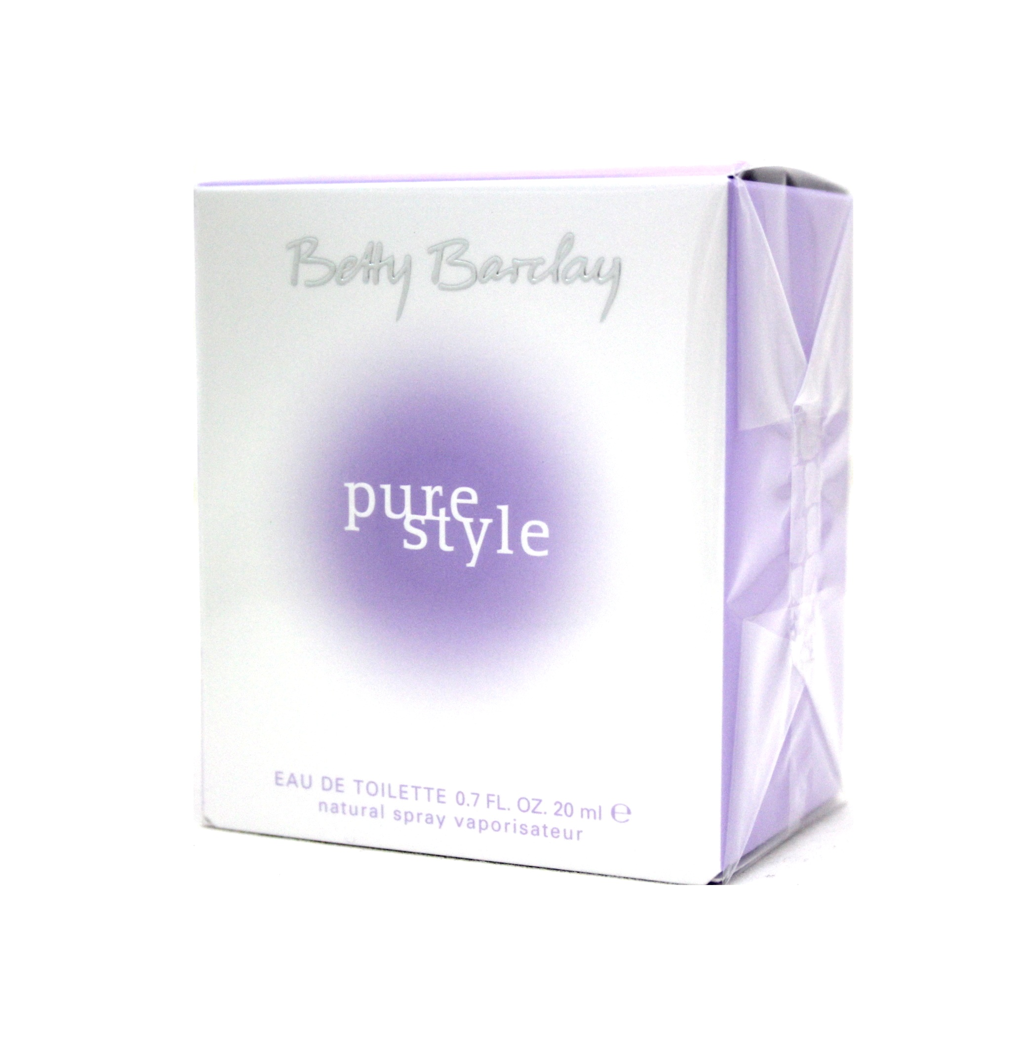 betty barclay pure style eau de toilette edt f r frauen von betty barclay. Black Bedroom Furniture Sets. Home Design Ideas