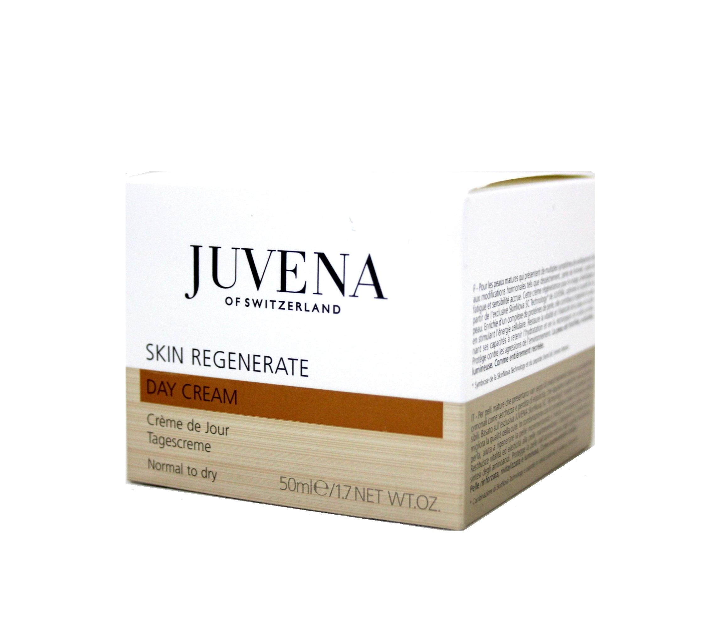Juvena Skin Regenerate And Restore Day Cream
