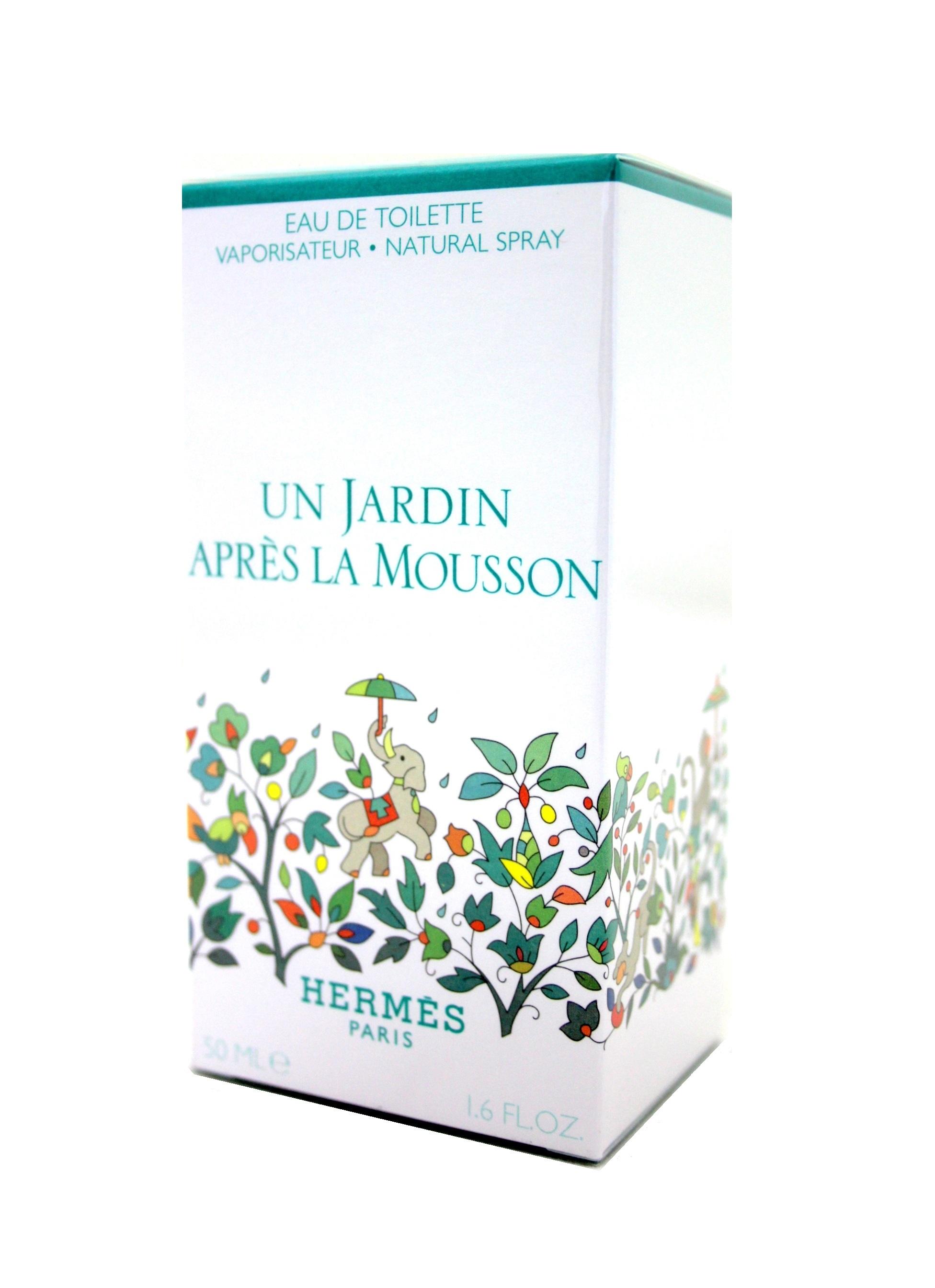 Hermes Un Jardin Après la Mousson Eau de Toilette