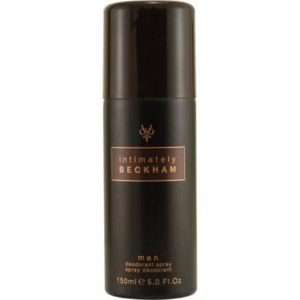 David Beckham Intimately Deodorant Spray