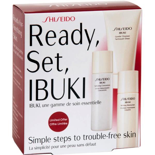 Shiseido Ibuki Starter Set