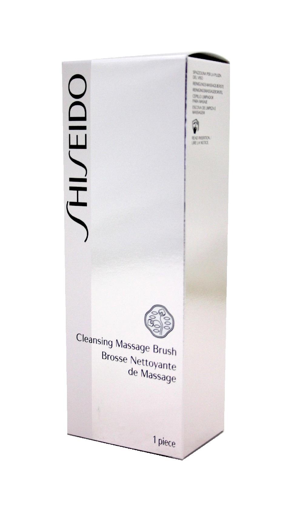 Shiseido Cleansing Massage Brush