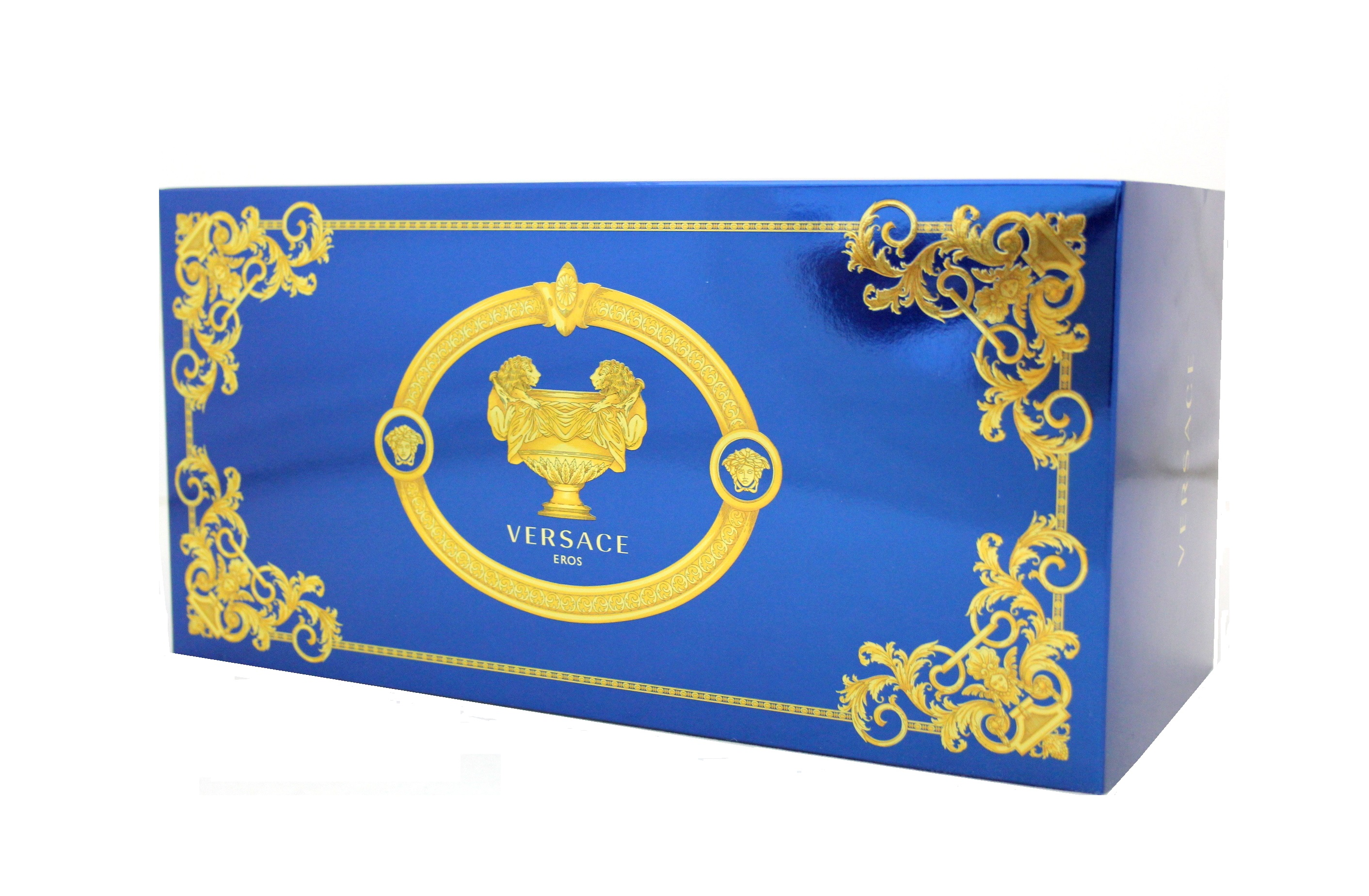 versace eros gift set geschenkset f r m nner von versace. Black Bedroom Furniture Sets. Home Design Ideas