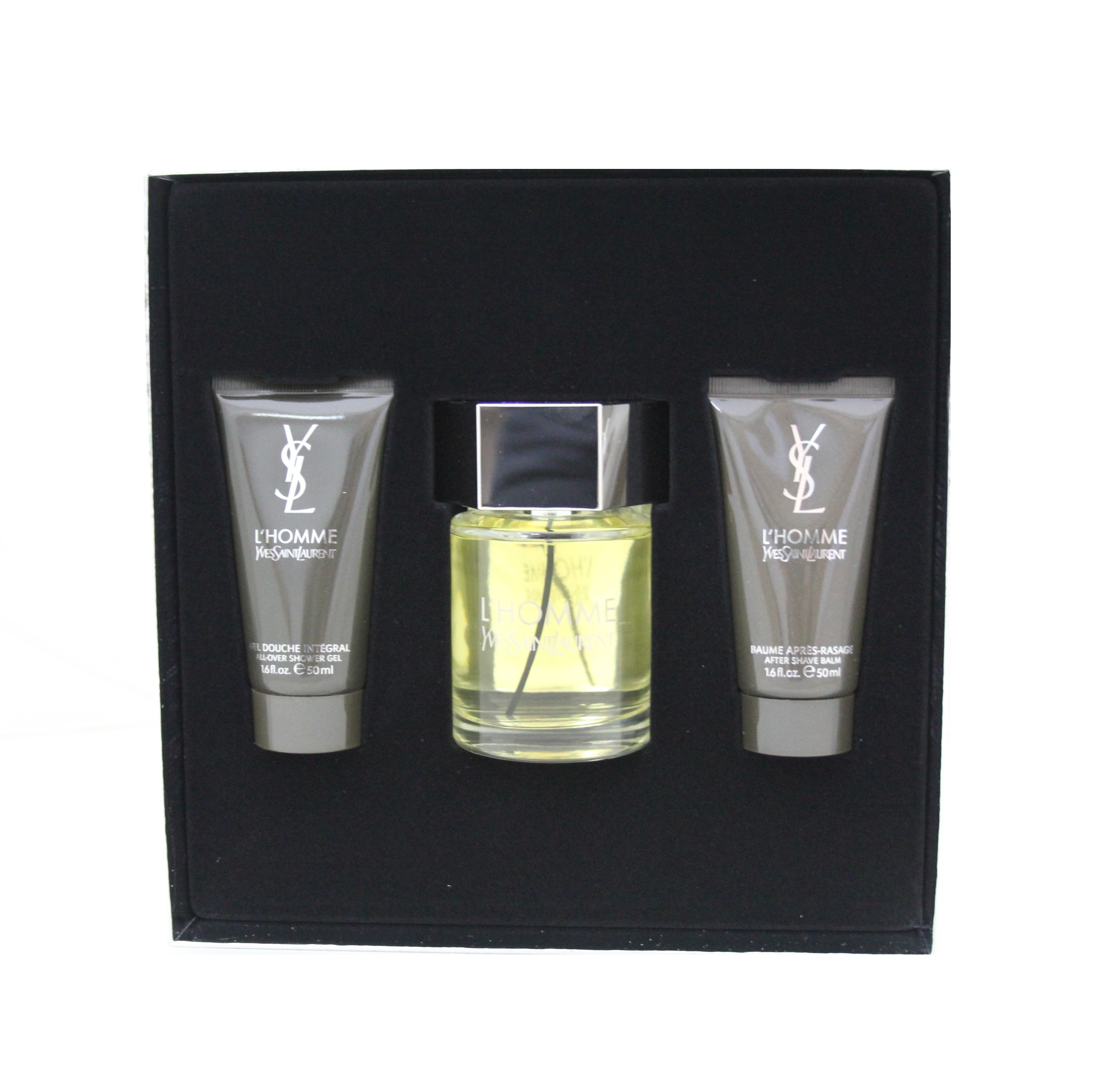 Yves Saint Laurent L Homme Gift Set