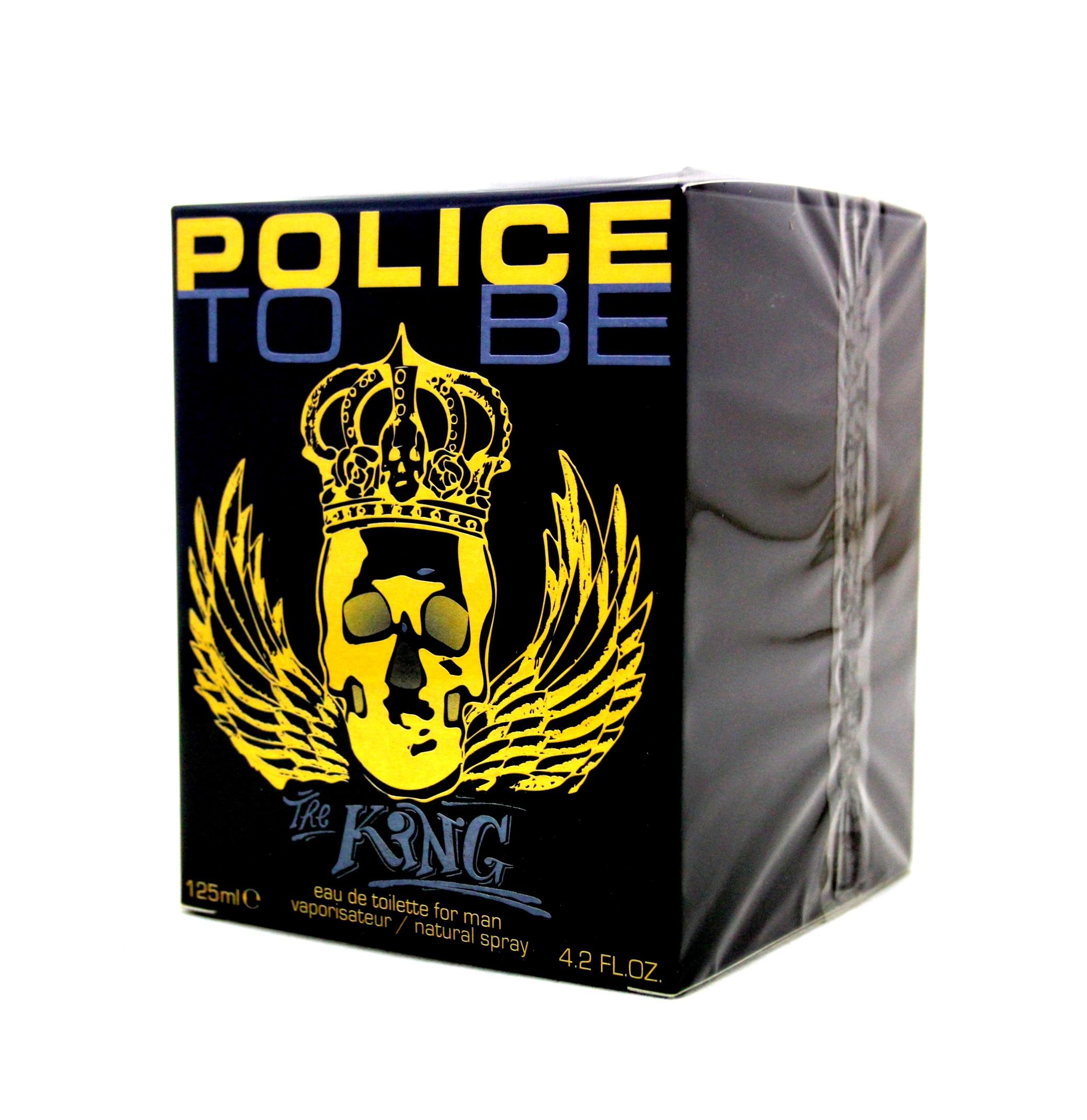 Police To Be The King Eau de Toilette