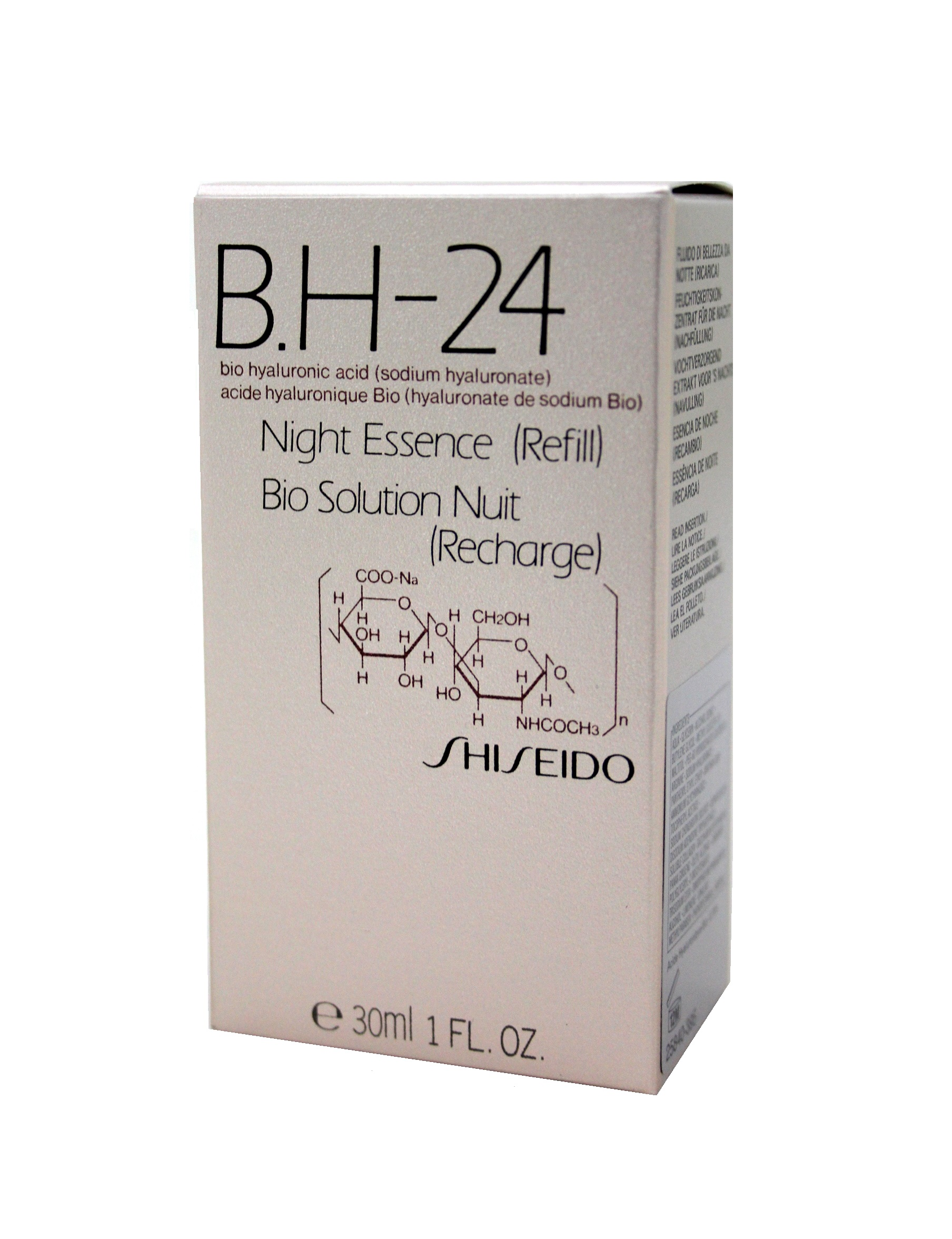 Shiseido B.H-24 Night Essence Reffil