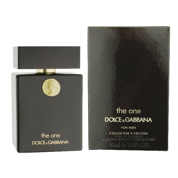 dolce gabbana the one for men collector edition eau de. Black Bedroom Furniture Sets. Home Design Ideas