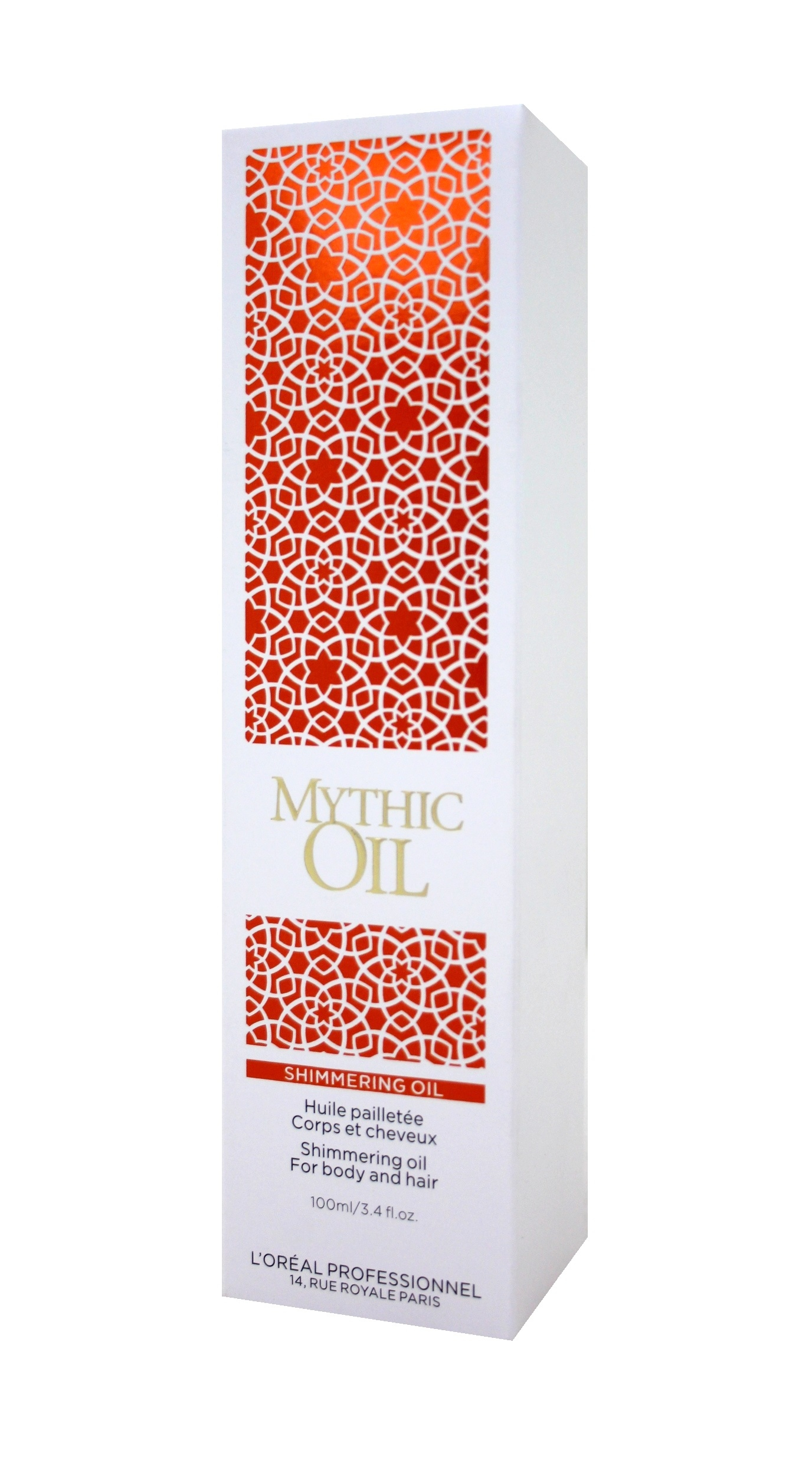 L'Oreal Paris Mythic Oil Shimmering