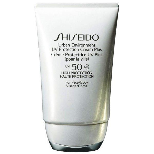 Shiseido Urban Environment UV Protection Cream Plus SPF 50