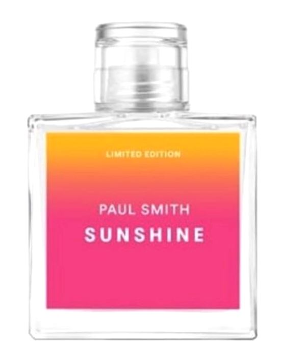 Paul Smith Paul Smith Sunshine For Women 2016 Eau De Toilette