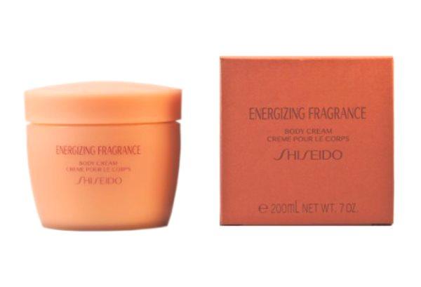Shiseido Energizing Fragrance Body Cream