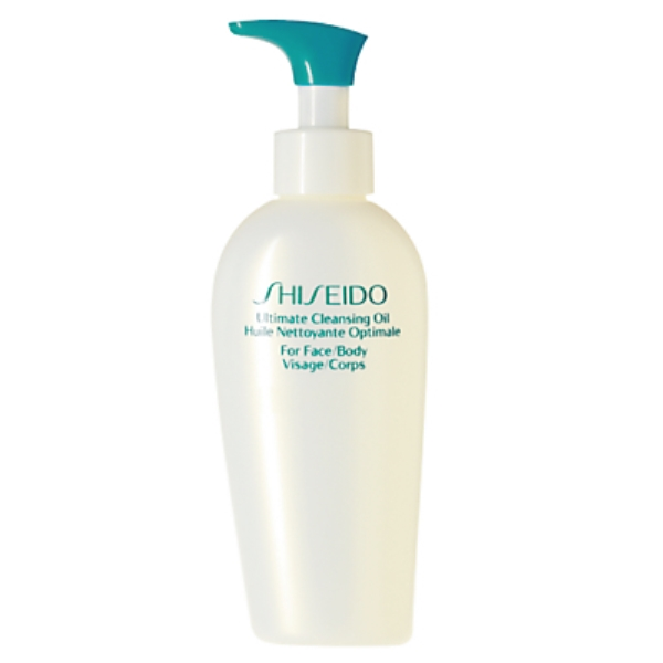 Shiseido After Sun Ultimate Cleansing Oil
