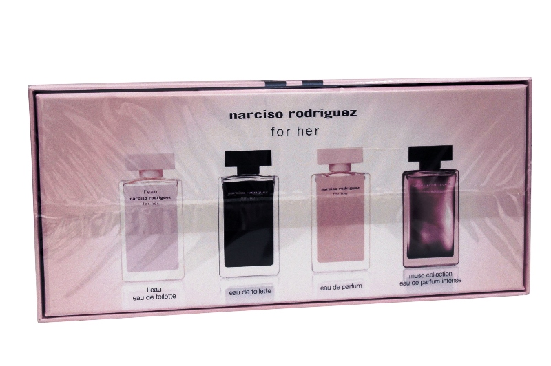 Narciso Rodriguez For Her Gift Set Mini