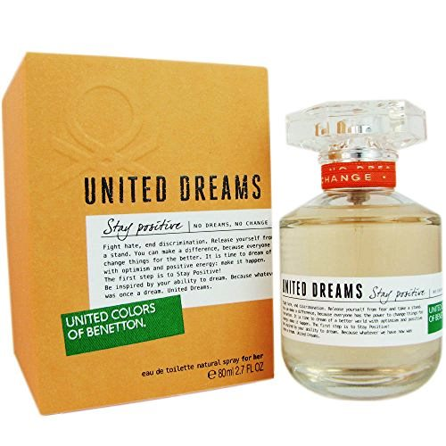 Benetton United Dreams Stay Positive Eau de Toilette