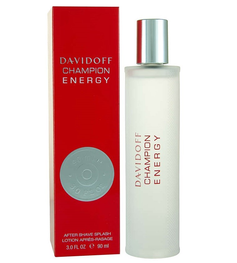 Davidoff Champion Energy Aftershave Lotion