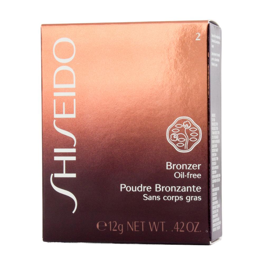 Shiseido Bronzer Oil Free Powder