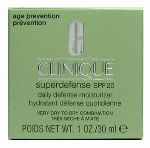 Clinique Superdefense Daily Defense Moisturizer SPF 20
