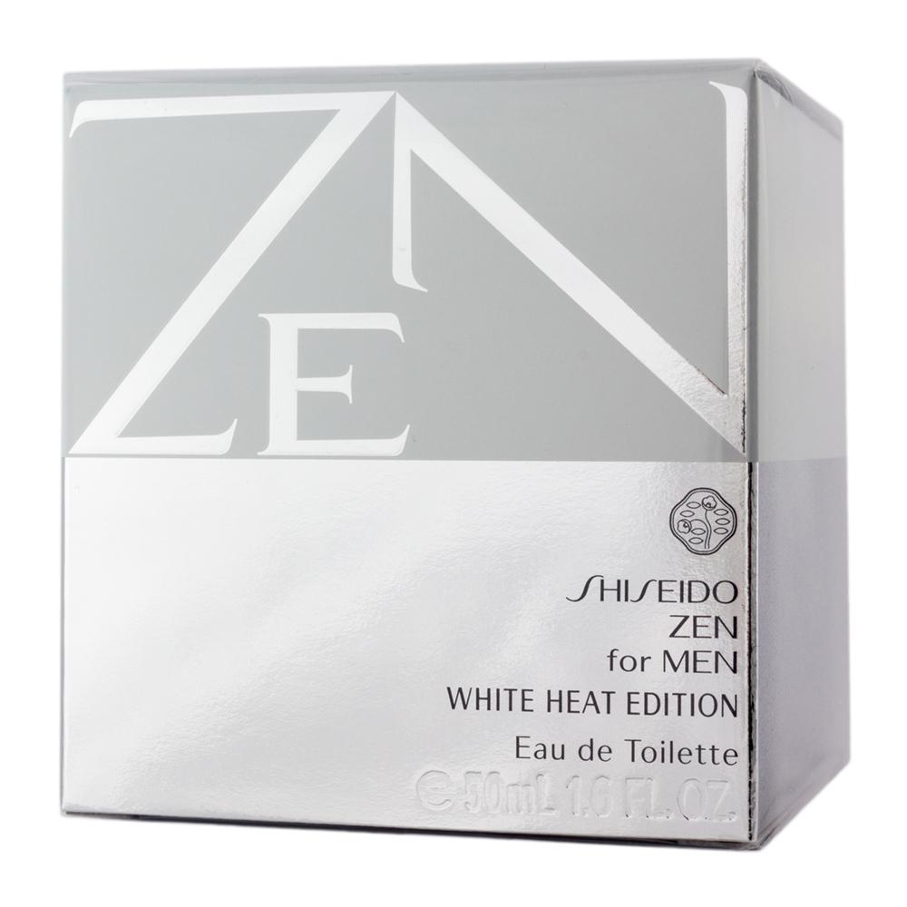 Shiseido Zen White Heat Edition for Men Eau de Toilette
