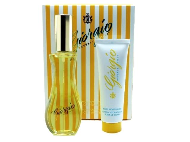 Giorgio Beverly Hills Giorgio Gift Set